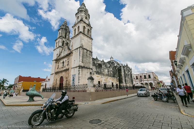 Кампече, Мексика; Campeche Mexico