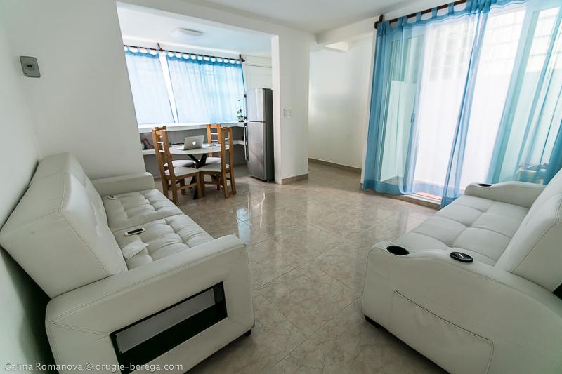 Квартира в городе Канкун, Мексика