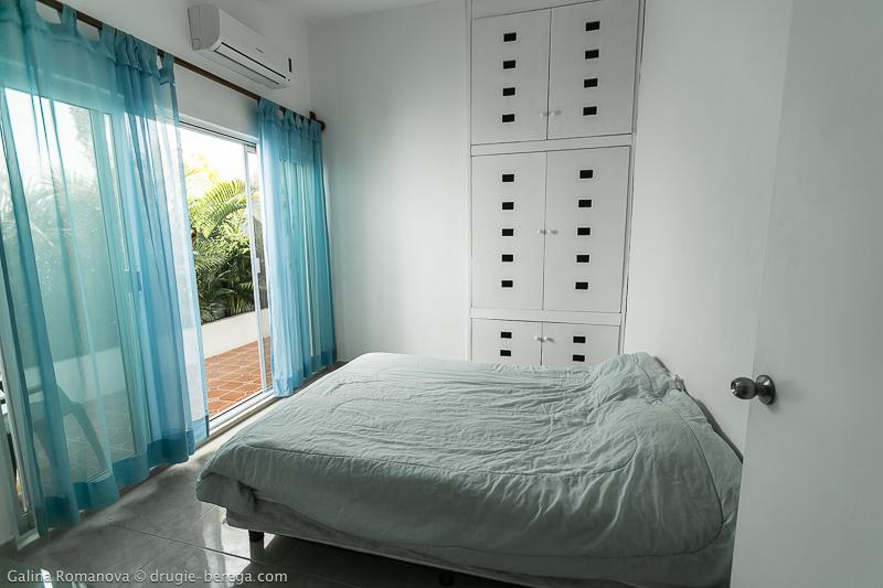 Арендованная квартира в городе Канкун, Мексика