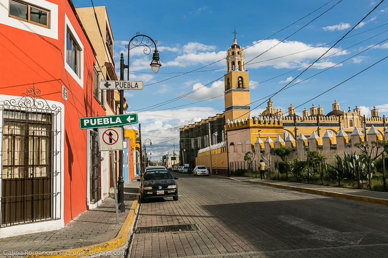 Чолула Мексика, Cholula Mexico