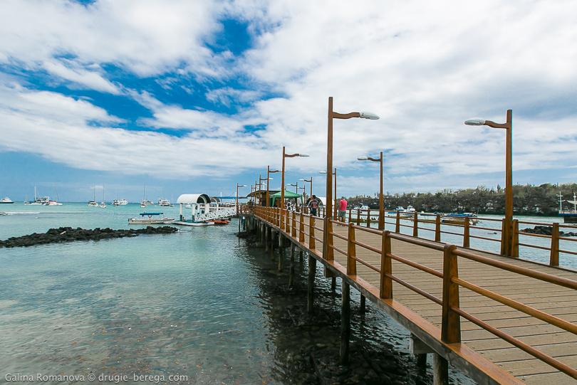 Галапагосские острова, Пуэрто-Айора