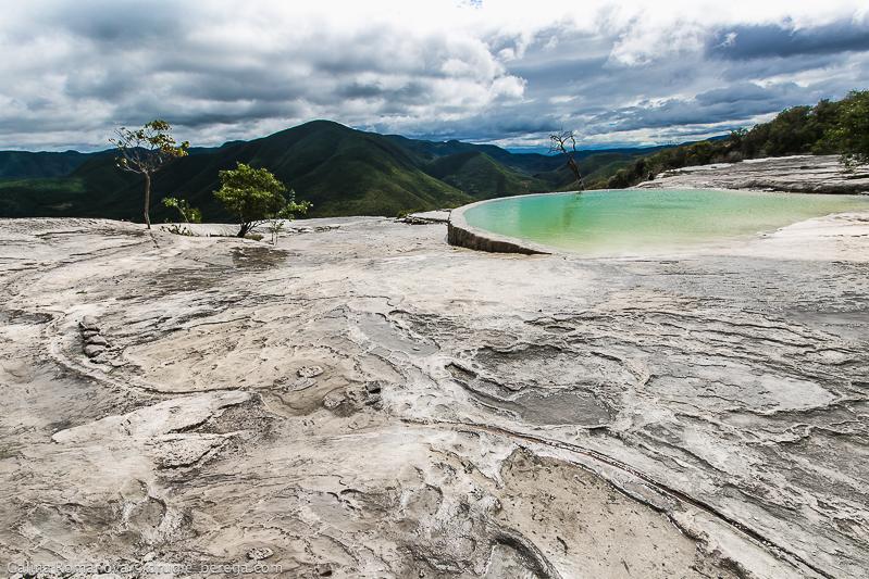 Иерве-эль-Агуа, Мексика, Hierve el Agua, Mexico