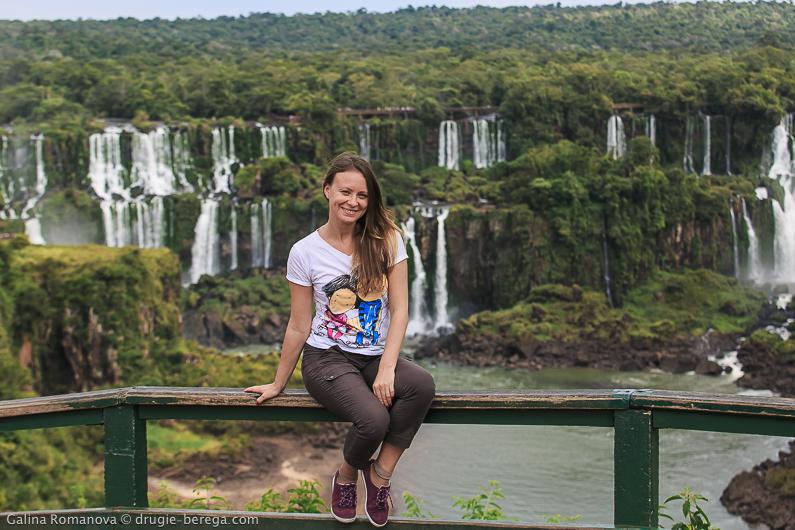 Водопады Игуасу, Iguazu Falls