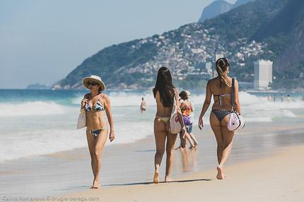 Рио-де-Жанейро. Пляж Ипанема: босса-нова, бразильские попы и ни капли плохой воды!