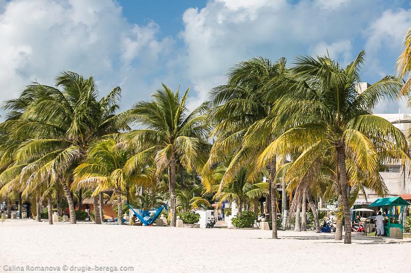 Остров Женщин ил Исла Мухерес (Isla Muheres), Мексика