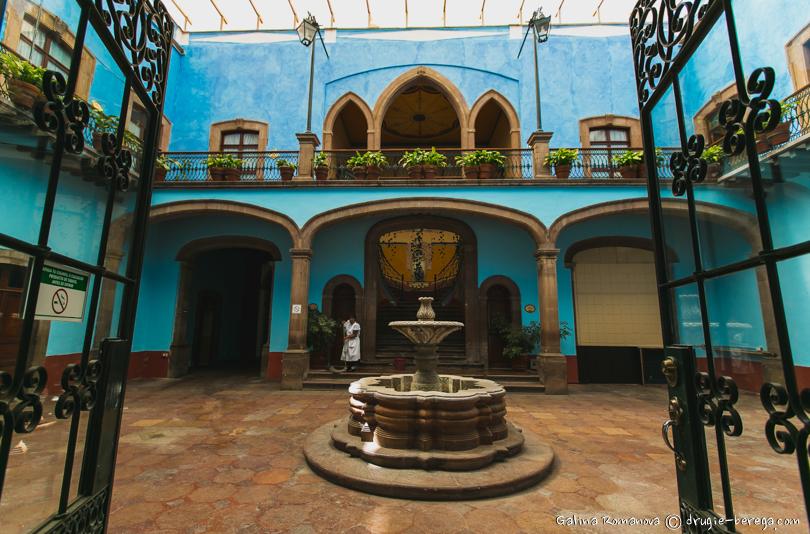 Сантьяго-де-Керетаро, Мексика; Santiago de Querétaro, Mexico