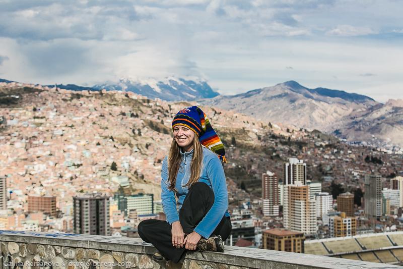 Ла-Пас - самая высокогорная столица мира