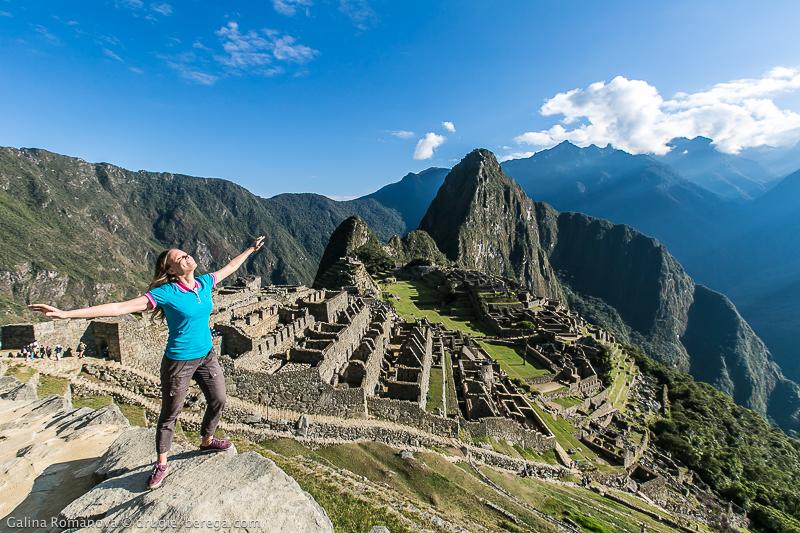 Фантастический Мачу-Пикчу в Перу
