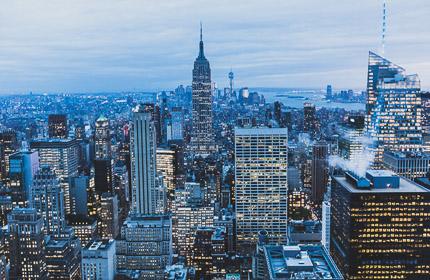 Нью-Йорк. Манхэттен.