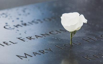 Национальный мемориал «11 сентября» в Нью-Йорке