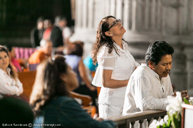Кафедральный Собор в Мехико (Catedral Metropolitana de la Asuncion de María)