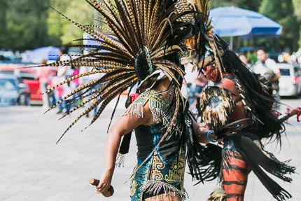 Достопримечательности Мехико: соборы, улицы, летающие танцоры и Фрида