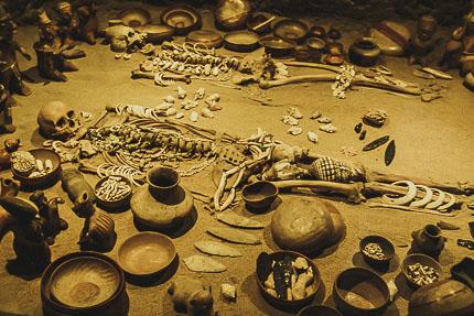 Кровожадные тайны ацтеков и майя. Музей антропологии в Мехико