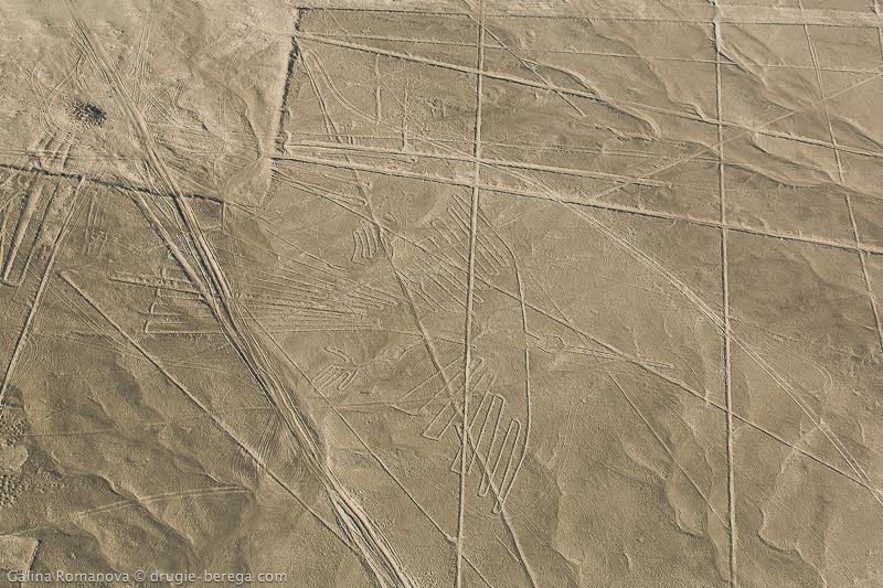 Линии Наски, Перу ; Nazca Peru