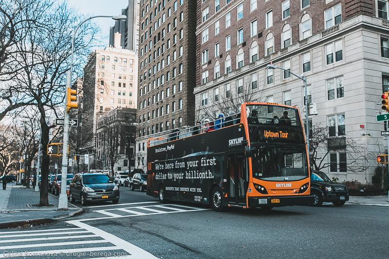Пятая авеню, Нью-Йорк; 5-th Avenu New York