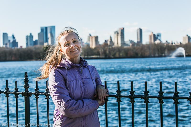 Нью-Йорк, Центральный парк; Central Park