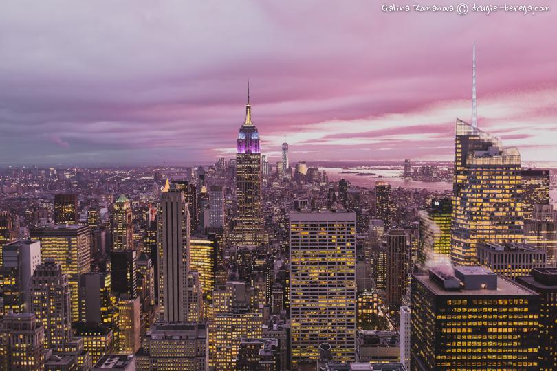 Нью-Йорк, New York