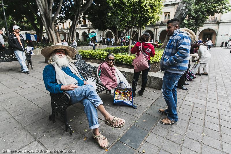 Оахака-де-Хуарес, Мексика; Oaxaca de Juarez, Mexico
