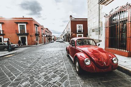 Город, который я не помню. Оахака-де-Хуарес, Мексика
