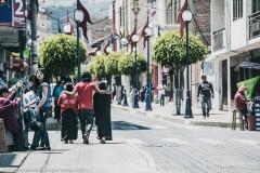 На улицах Отавало