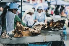 Продуктовый рынок в Отавало