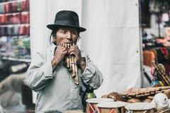 Продавец и музыкант