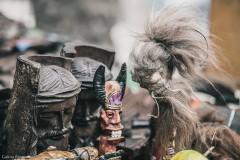 Сувениры на рынке Отавало