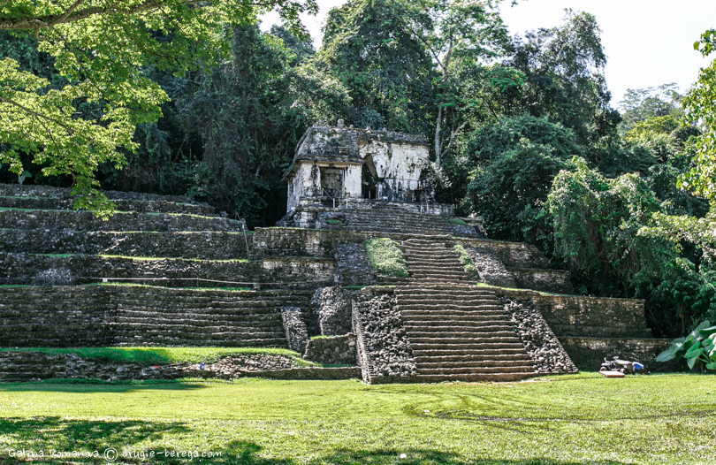 Паленке, Мексика (Palenque, Mexico)