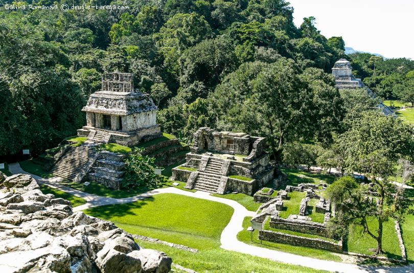Паленке Мексика, Palenque Мexico