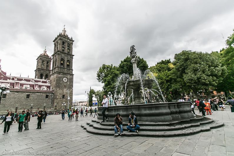 Пуэбла, Мексика; Puebla, Mexico