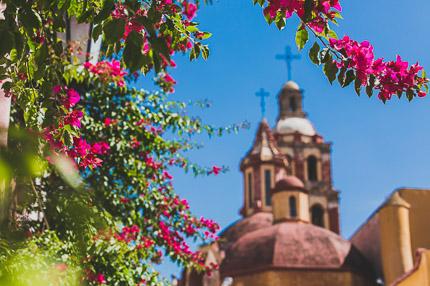 Город «со вкусом». Керетаро, Мексика