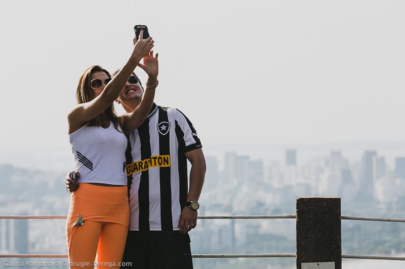 Смоторовые площадки на горе Урка, Рио-де-Жанейро