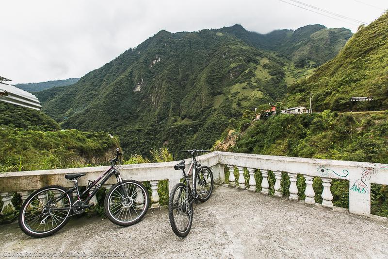 Дорога водопадов, Эквадор; Ruta de las Cascadas Ecuador