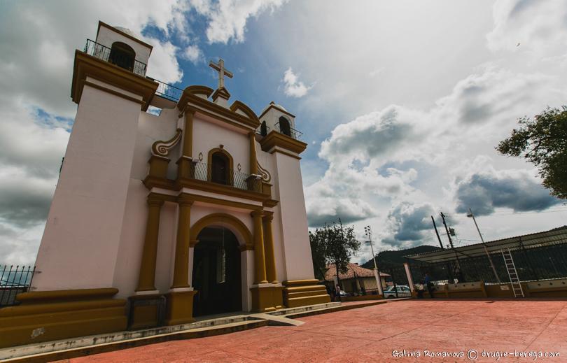 Церковь Иглесиа де Гвададалупе (Iglesia de Guadalupe) в Сан-Кристобаль-де-лас-Касас