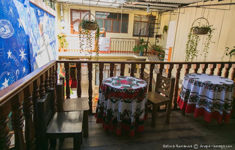 Posada (гостевой дом) в Сан-Кристобаль-де-лас-Касас