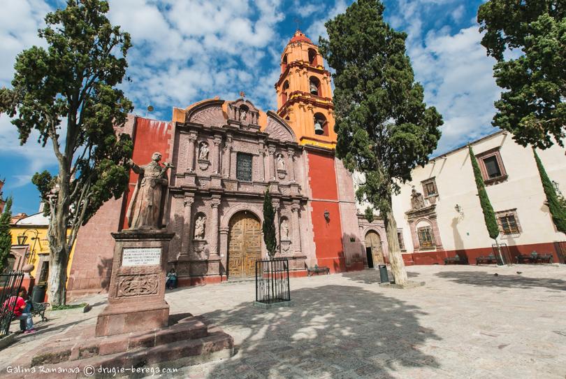 Сан-Мигель-де-Альенде; San Miguel de Allende, Templo del Oratorio
