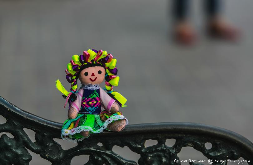 Кукла для Милы Деменковой, автора блога.ru