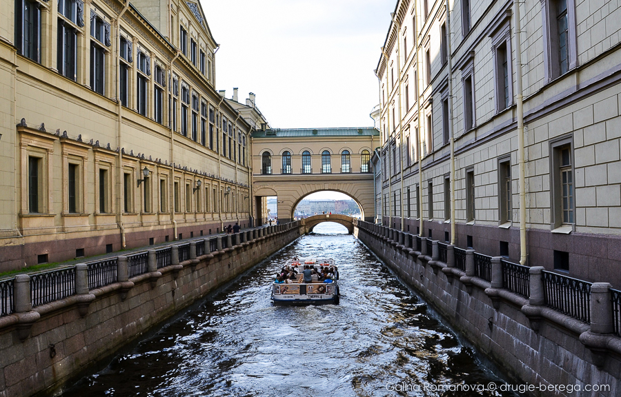 St. Petersburg, Санкт-Петербург, Зимняя канавка