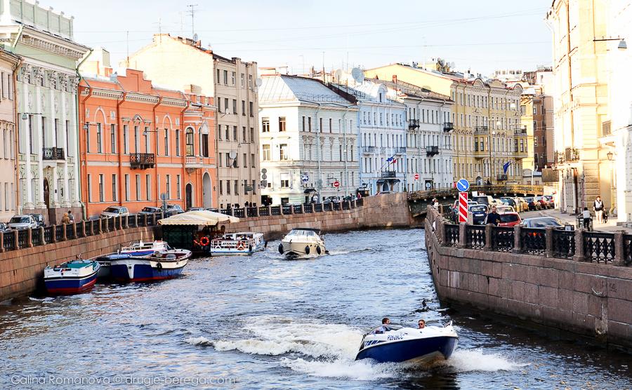 Санкт-Петербург, набережная Мойки, St. Petersburg, Moyka river