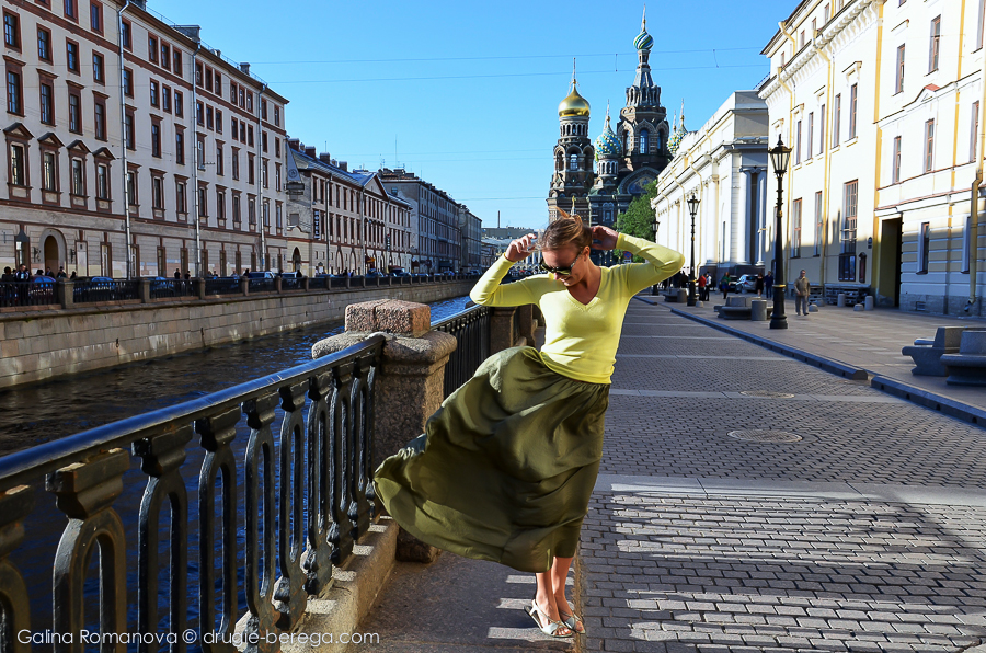 St. Petersburg, Санкт-Петербург, набережная канала Грибоедова