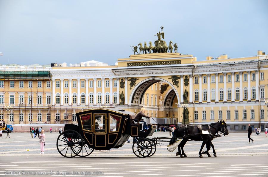St. Petersburg, Санкт-Петербург, Дворцовая площадь