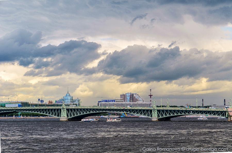Санкт-Петербург, St. Petersburg, Нева,  Neva river