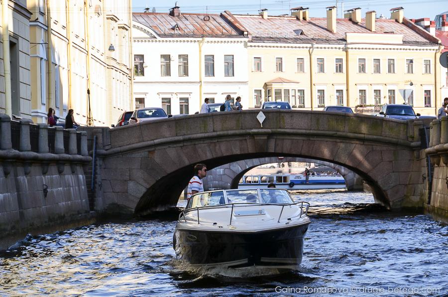 каналы Санкт-Петербурга, St. Petersburg