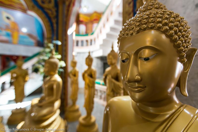 Wat Chalong, Phuket Thailand
