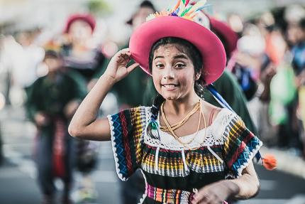 Fiestas Octubrinas. Веселимся по-эквадорски!